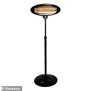 Not only has it seen a spike in sales, it has become Amazon's number one bestseller in Patio Heaters