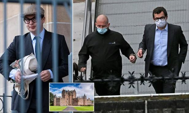 Queen's cousin is jailed for 10 months for sex attack