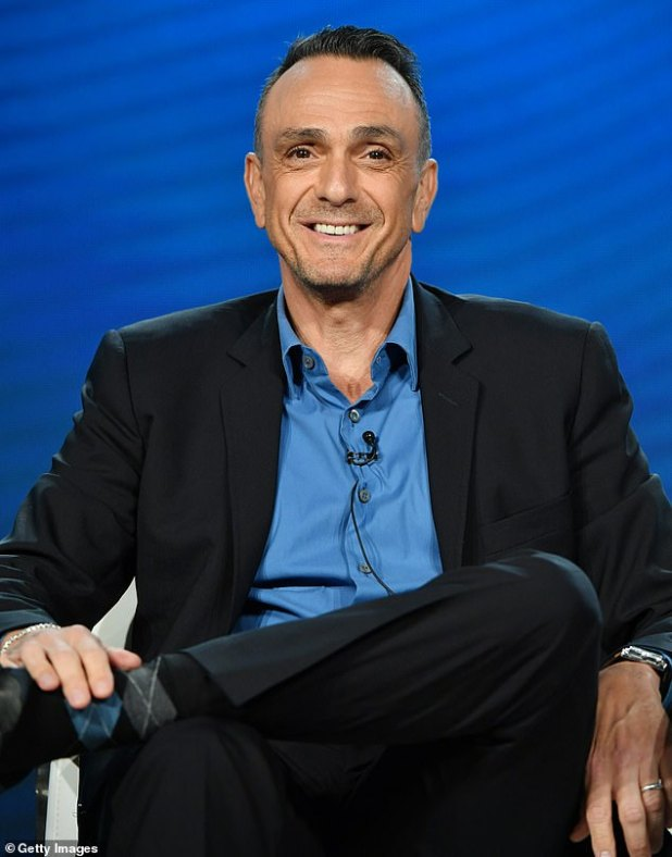 Role change: Hank Azaria made the decision to stop voicing the Indian-American character of Apu on The Simpsons, last playing the role in 2017.