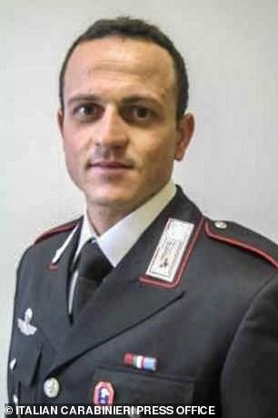 Italian military policeman Vittorio Iacovacci, 30