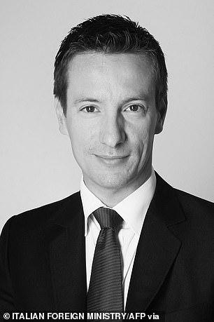 Luca Attanasio, 43