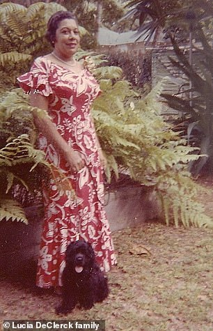 Born in Maui, Hawaii, in 1916 to a Guatemalan mother and Spanish father, she experienced the Spanish flu pandemic, two world wars, and the deaths of three husbands and a son.