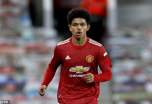 Manchester United wonderkid Shola Shoretire was once at rivals City but got released