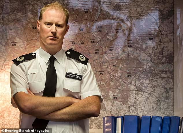 Steve Rodhouse was 'gold commander' of Operation Midland. He is now deputy head of the National Crime Agency, Britain's version of the FBI, on a salary package of around £300,000