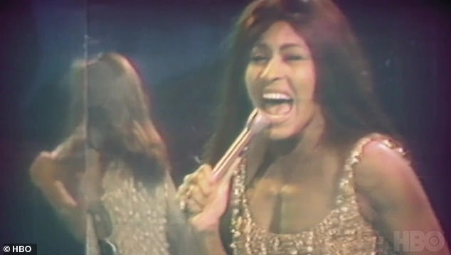 Coming next month: Tina turner will be the subject of a brand new and intimate-looking documentary on HBO Max