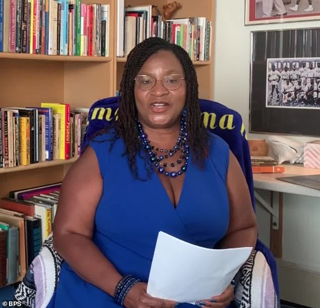 Fatima Morrell, the associate superintendent for Culturally and Linguistically Responsive Initiatives, has created a new curriculum and series of lesson plans for Buffalo public schools