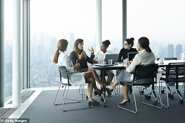 Review found that34.3% of FTSE 350 board roles are now held by women, up from 21.9% in October 2015
