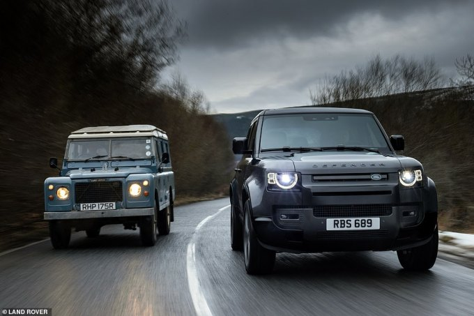 Defender's V8 heritage goes back to the more liberally permissive but politically-incorrect 1970s, With the latest motor, it accelerates from rest to 62mph in 5.2 seconds while promising even more nimble off-road capability