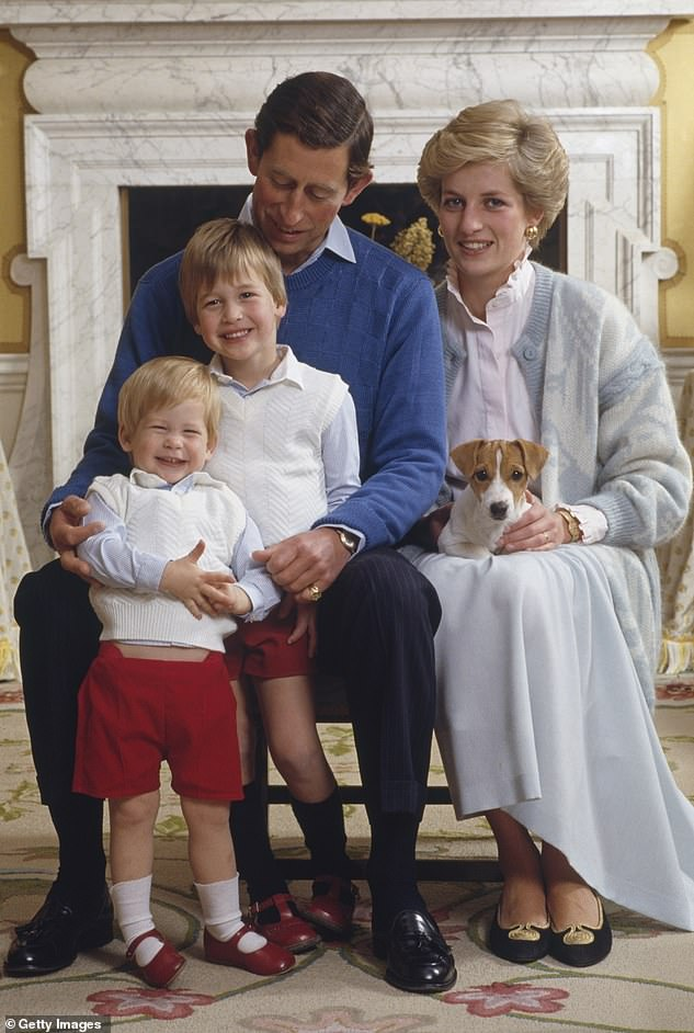 Plot:Director Pablo Larraín explained that the drama will focus on her relationship with the royal and the love she had for children Prince William and Prince Harry (pictured in 1986)