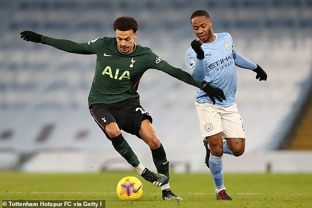 Will Dele Alli play enough minutes to force his way back into Southgate's summer plans?