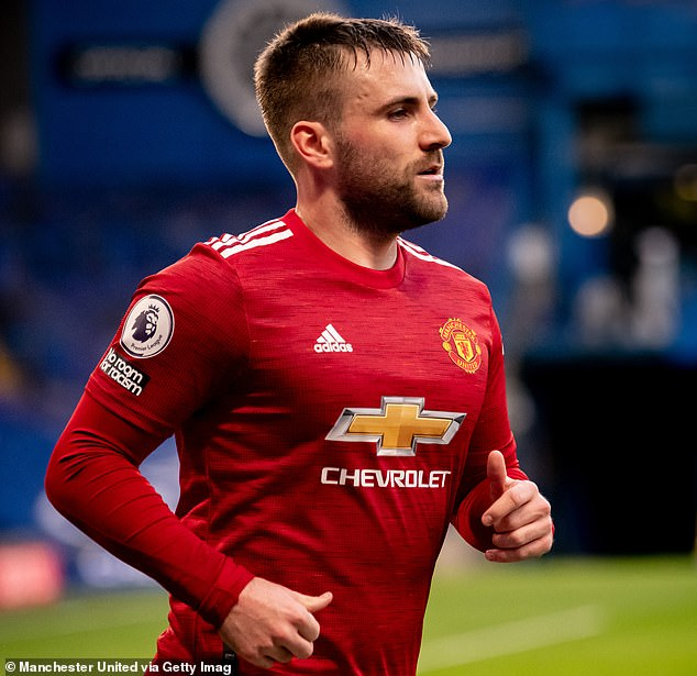 Luke Shaw was confused by the decision and claimed during a post-match interview that Attwell admitted to Harry Maguire it should have been given