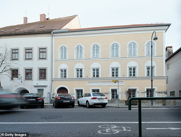 The building where Adolf Hitler was born, in Austria, still stands to this day. Newly-unearthed letters from his father Alois show how Adolf was beaten as a child