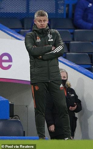 Solskjaer's side drew 0-0 at Chelsea