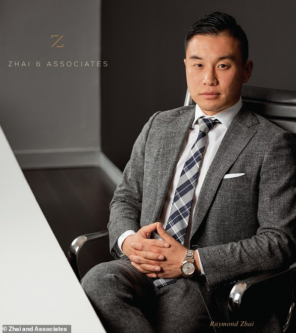 Raymond Zhai, a criminal defence lawyer from Sydney , has successfully defended murderers and drug suppliers throughout his decade-long career
