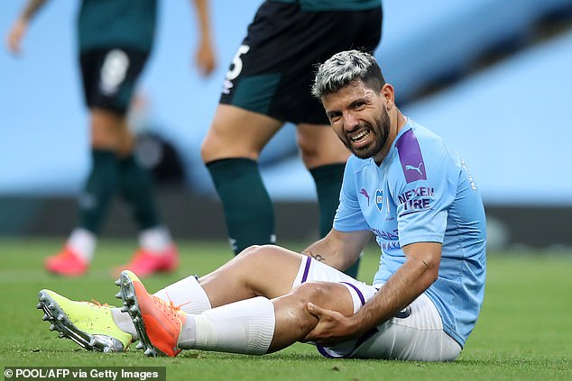 With Aguero suffering injury troubles, it is not clear who will try to sign him this summer