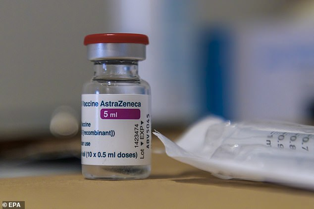 EU countries have struggled to persuade their citizens to take the Oxford/AstraZeneca vaccine after they raised doubts about its efficacy