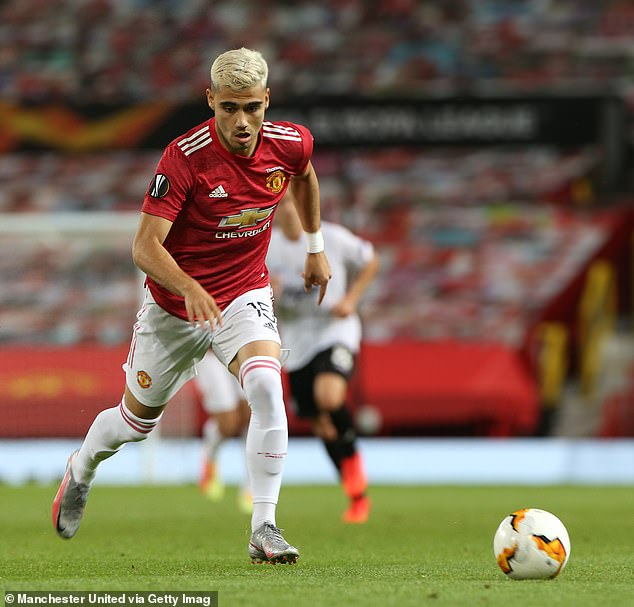 The midfielder could face a return to Manchester United who sent him out on loan last year