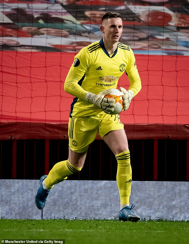 Dean Henderson is set to start in goal with David de Gea in Spain for the birth of his first child
