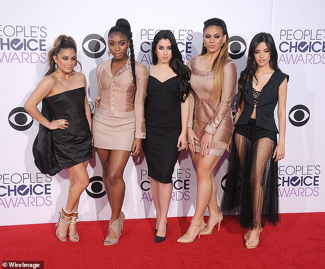 Fifth Harmony: The now disbanded girl group had a plethora of loyal fans, but a relatively harmless comment Normani made in an interview with Camila caused social media trolls to inflict dangerous cruelty that she didn't stop;  2015 photo