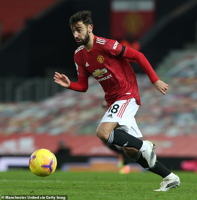 Manchester United's masterful midfielder Bruno Fernandes can't do it all on his own