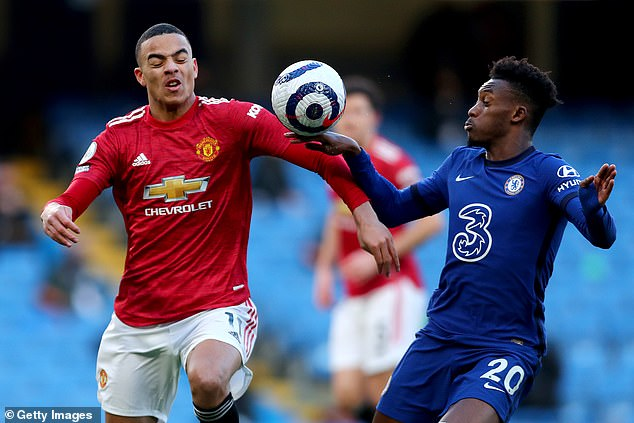 Questions have been asked about United's results against the Big Six, with five goalless draws