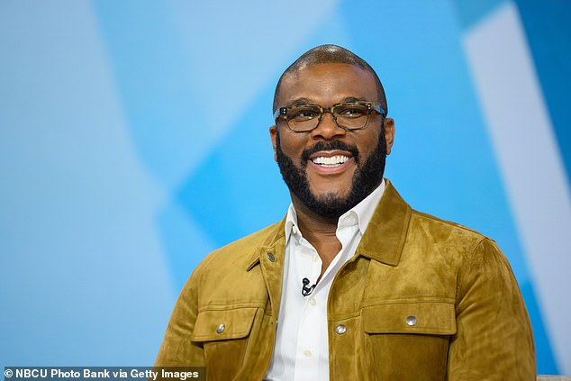 Actor, director/producer and writer Tyler Perry loaned Meghan and Harry a vast eight-bedroomed mansion on Beverly Ridge, LA, for four months