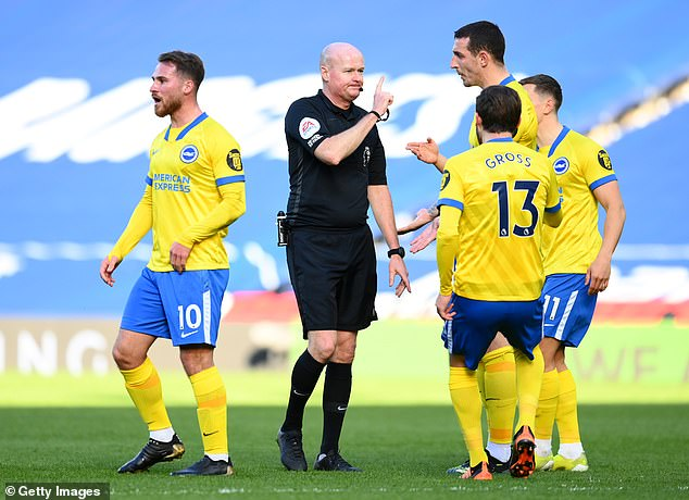 Relegation-threatened Brighton would have pulled further clear of the dogfight without VAR