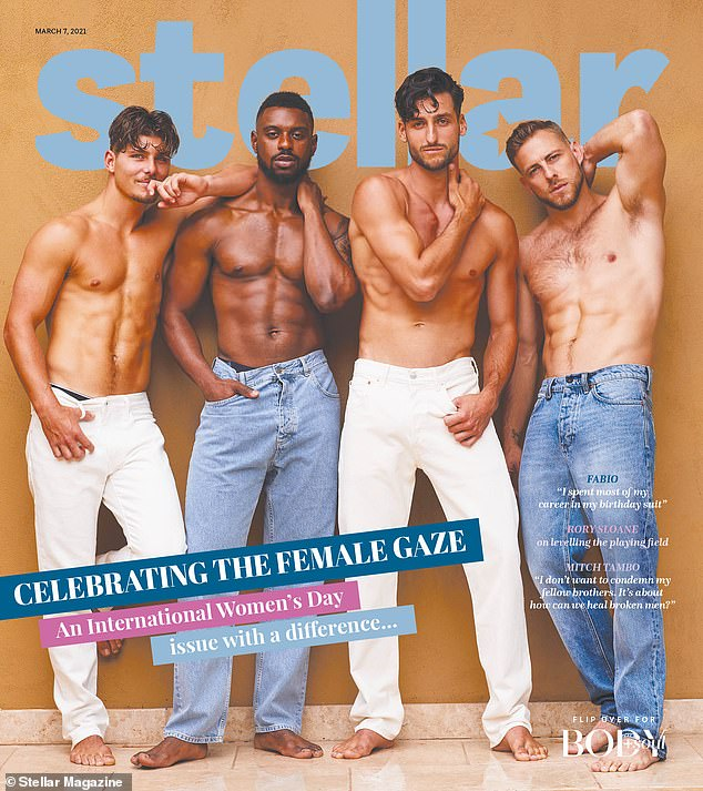 Full interview: Fabio's full interview with Stellar magazine is featured in this weekend's Sunday Telegraph