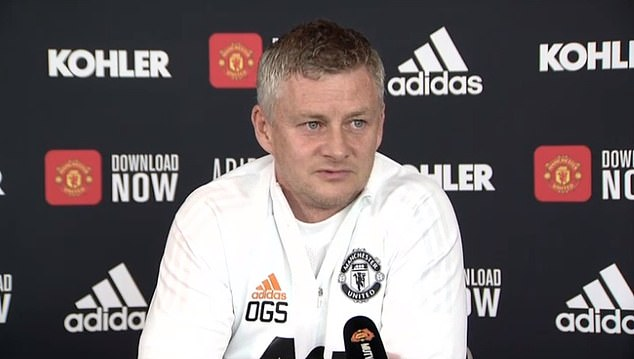 Ole Gunnar Solskjaer has highlighted Manchester United's strong away form before the derby