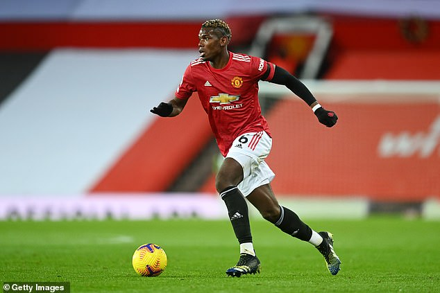 The game looks to have come too soon for Paul Pogba though as continues his injury recovery