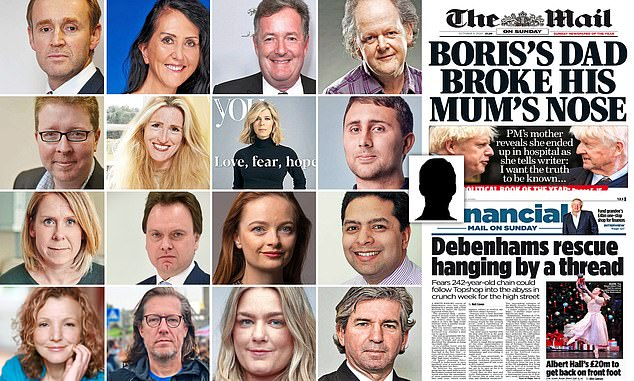 Our team of reporters, features writers and columnists have been shortlisted for 20 nominations
