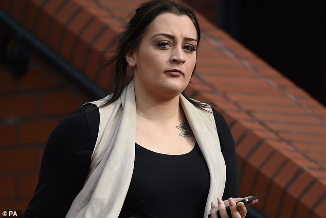 Magson, 26, failed to divulge to call handlers the true extent of her boyfriend's injuries