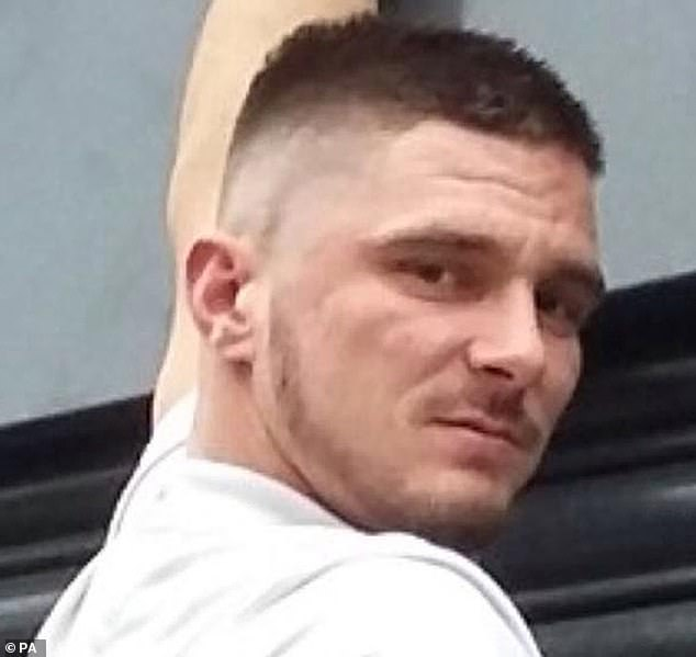 James Knight, 26, was stabbed with a steak knife by his girlfriend, Emma-Jayne Magson