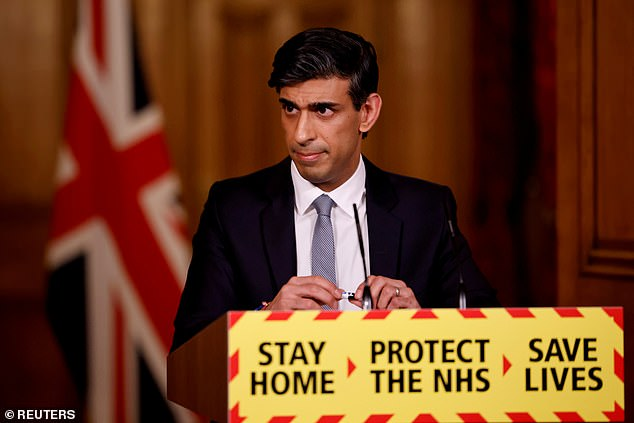 Earlier this week Rishi Sunak was under pressure today to explain a £30billion cut in cash for the NHS hidden in his Budget