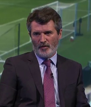 Roy Keane tore into Jesus' 'stupidity' in the opening minute on Sunday