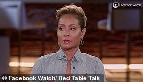 Jada Pinkett-Smith on Red Table Talk