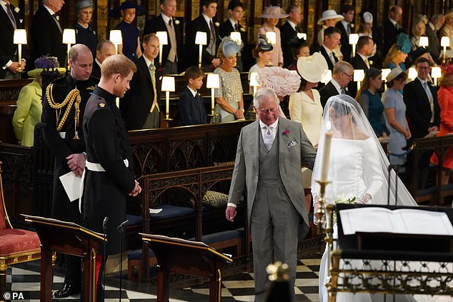 Prince Charles must look back and regret walking Meghan Markle down the aisle in May 2018