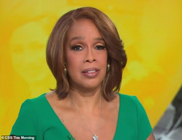 Confusion: The 66-year-old CBS This Morning anchor insisted that she doesn't actually have a California mansion, joking that her son William phoned her to ask about the secret home