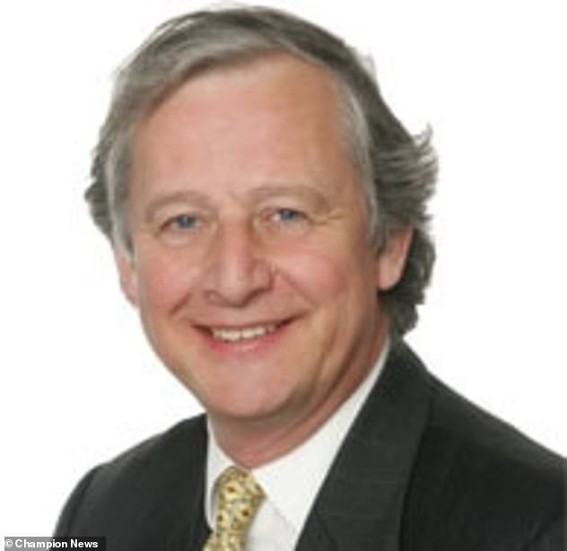 Financier Mr Shearer (pictured), the former head of merchant bank Singer and Friedlander and finance governor of Rugby School, died aged 68 in October 2017 from a brain tumour