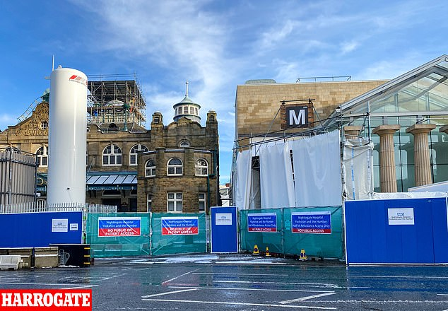 The Harrogate Nightingale will be closed for good by the end of March, reverting to its former use as a convention centre