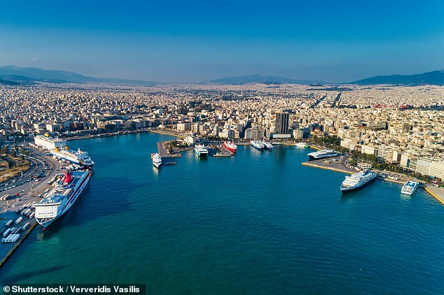 Resilient Lady's home port will be Athens, pictured, from where she'll operate 'dreamy' Mediterranean and Adriatic voyages