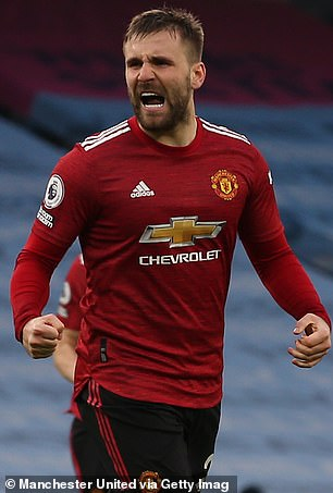 Luke Shaw has been in superb form this season