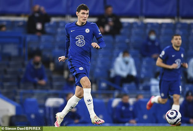 Andreas Christensen has been sublime at the heart of Chelsea's defence since Tuchel arrived