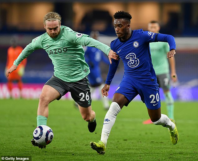 Callum Hudson-Odoi has been used in various roles but looks to have the backing of Tuchel