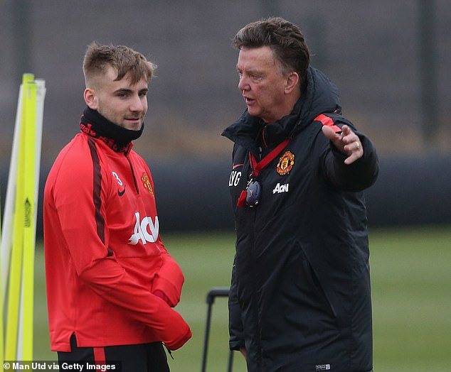 Louis van Gaal brought Shaw to Old Trafford in 2014 but was soon questioning his fitness