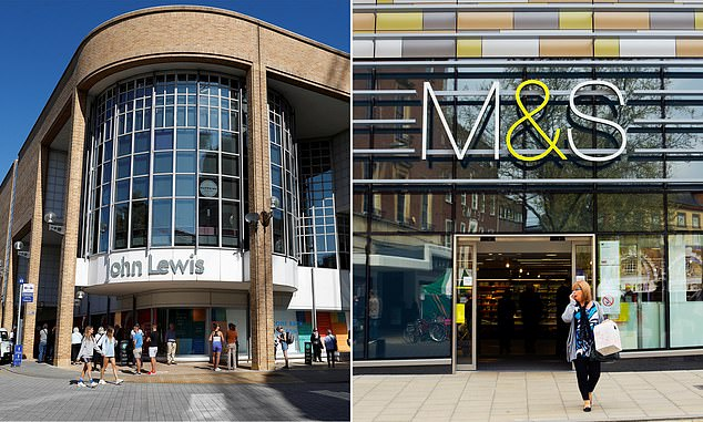 John Lewis and M&S look set to launch their own 'buy now, pay later' services