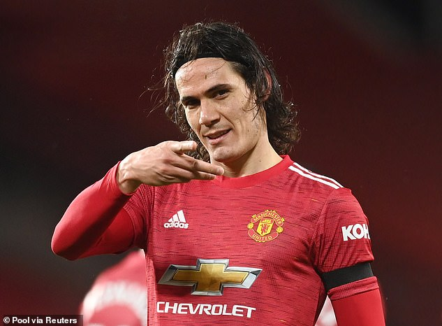 Edinson Cavani's father says his son wants to leave Manchester United this summer