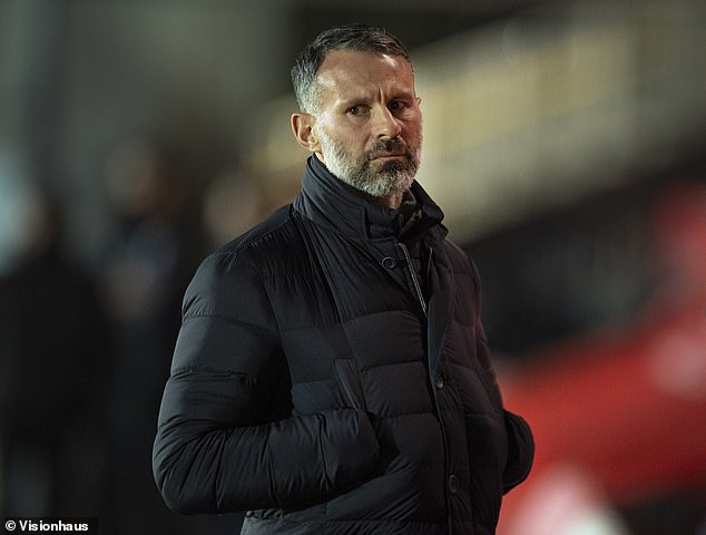 Wales boss Ryan Giggs will be absent for his side's next three matches