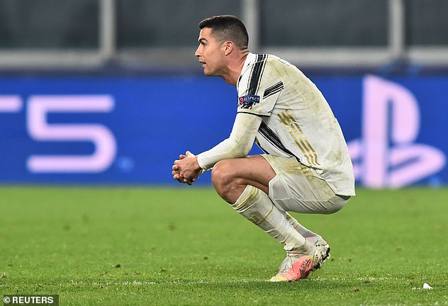 Ronaldo has plenty to ponder about his future at Juve if he wishes to win a sixth Champion