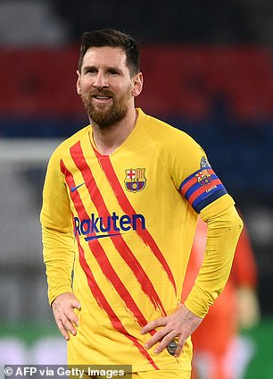 Lionel Messi has been urged to stay at Barcelona